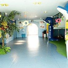 医院幼儿园运动场馆PVC地板