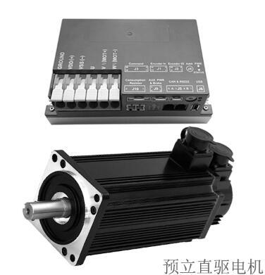 AGV用直流伺服24V  48V AGV用直流伺服系统