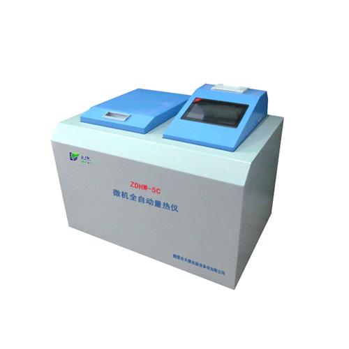 ZDHW-5C型全自动量热仪