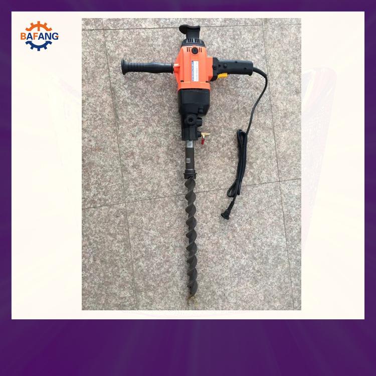 220V注水式强力煤岩电钻