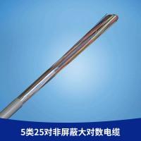 厂家直销 5类25对非屏蔽大对数电缆  25对大对数通信电缆  品质保障