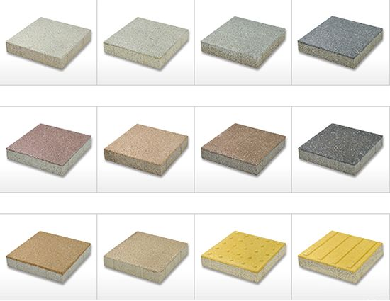 北京陶瓷透水砖施工工艺_北京生态陶瓷透水砖价格规格颜色