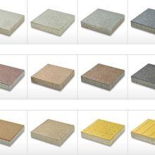 浙江杭州厂家专业生产陶土砖 透水砖 烧结砖 广场砖 透水砖批发