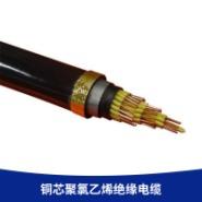 铜芯聚氯乙烯绝缘电缆图片