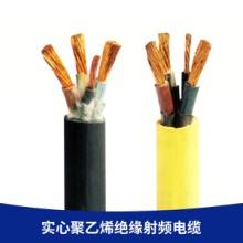 物理发泡聚氯绝护套同轴电缆图片
