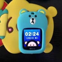 360巴迪龙se小熊吊坠保护套硅胶挂脖电话手表表带厂家 批发包邮