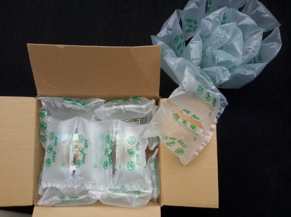 12*15CM充气袋缓冲袋填充袋气泡袋泡泡袋广东包邮