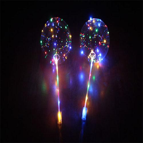 波波球爆款led发光球  波波球爆款led彩灯球