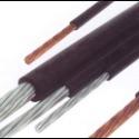 10KV耐候绝缘架空电缆图片