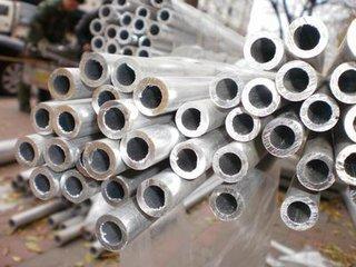 优质合金方铝管 5083厚壁铝板