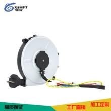 1025改款1.8米圆线自动卷线装置三芯1.0平方澳规自动伸缩卷线盘 YSH-1025-3C-澳规