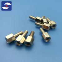 4.75x11.8六角螺柱 不锈钢自攻钉螺丝连接件 铆钉钻尾螺丝 不锈钢自攻钉螺丝连接件厂家