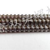 梧州60cm通丝对拉穿墙螺杆多少钱一根? 60cm通丝螺杆厂家直销
