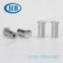 厂家直销点焊螺柱点焊螺丝点焊螺母柱碰焊螺柱内螺纹栽钉M3*L图片