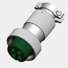 国网航插DWT2904电力连接器插头插座