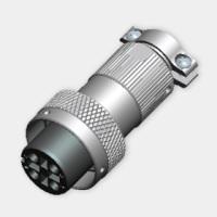 FTU/DTU航空插头DWB2904电力连接器