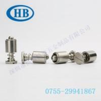 英制螺纹弹簧螺钉松不脱螺钉弹簧螺丝面板螺钉紧固件螺丝PFC2-440-40