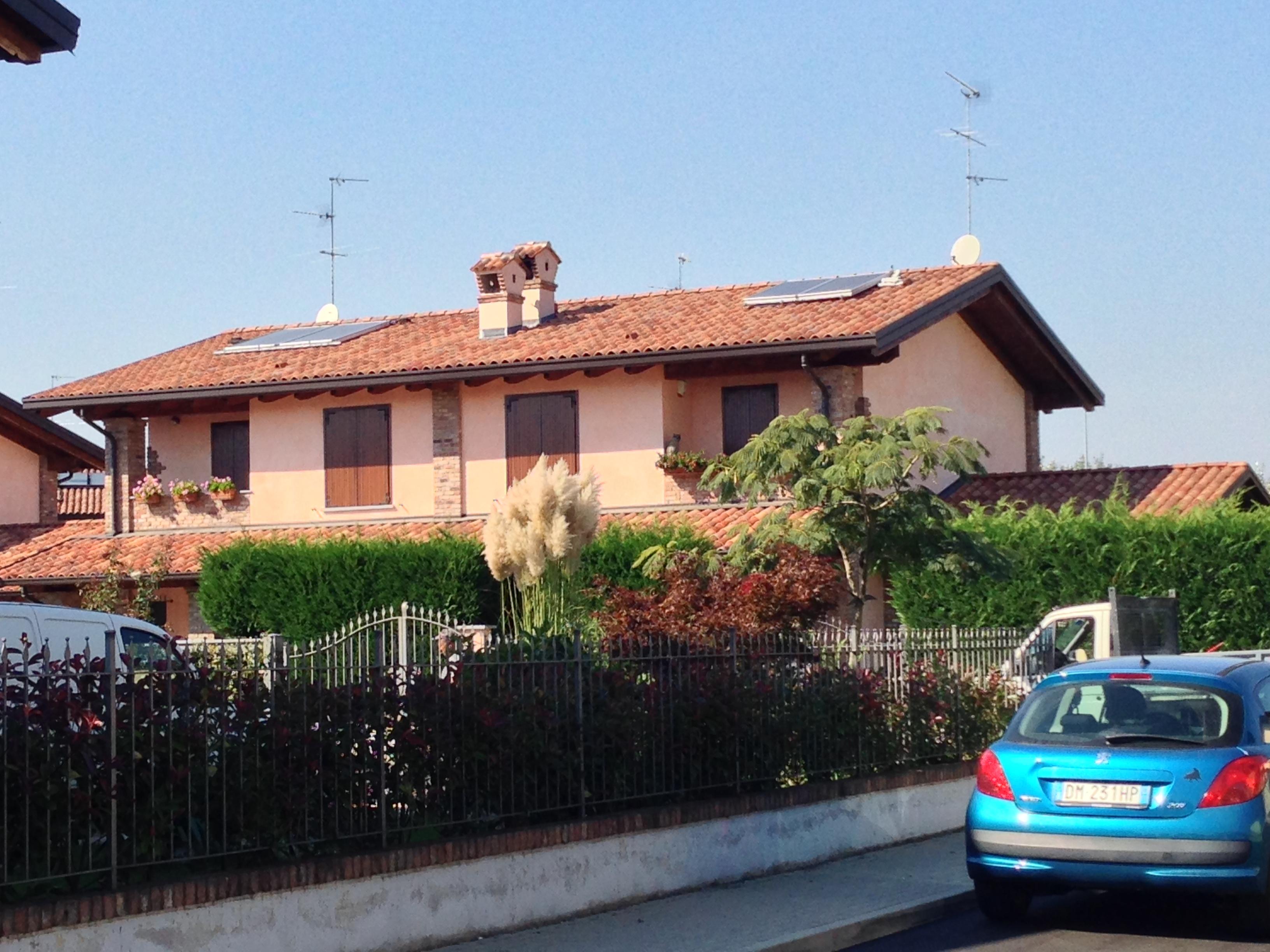 第五立面进口陶瓦瓦别墅 西西里