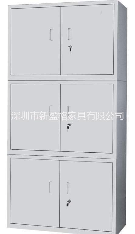 钢制储物柜、铁皮储物柜、定制储物柜