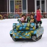 儿童雪地坦克安装图片大全