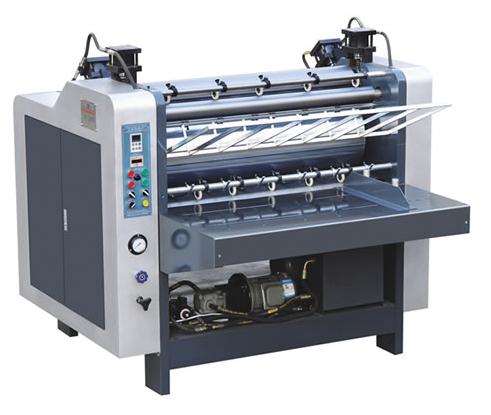 KFMJ-1000A型 系列卡纸覆面机