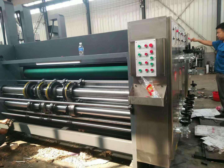 供应印刷机械 淘宝纸箱生产设备 纸箱印刷机生产厂家 纸箱机械设备价格