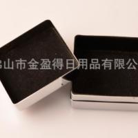 金盈得ZBH021创意首饰珠宝盒高档金属 促销活动饰品 礼品定做Logo