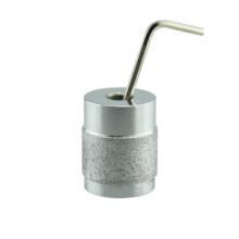 MGB01 手工艺制作 镀铬磨轮研磨玻璃磨头砂轮配件批发