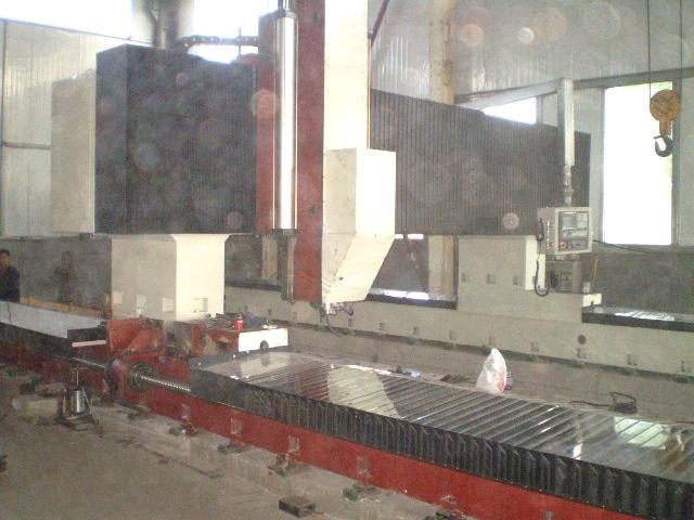 大型数控龙门铣床光机xk8050d 数控龙门铣床 龙门加工中心