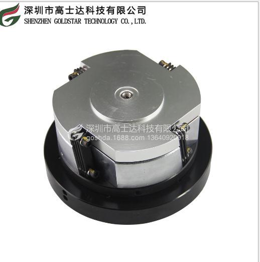 深圳高士达电磁式振动盘底座 PF-140B 直径140mm 更大盘面
