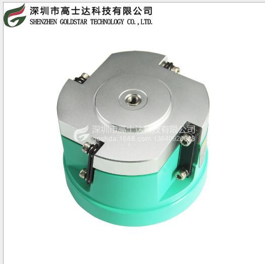 深圳高士达电磁式振动盘底座 PF-200B 盘面200mm更稳定