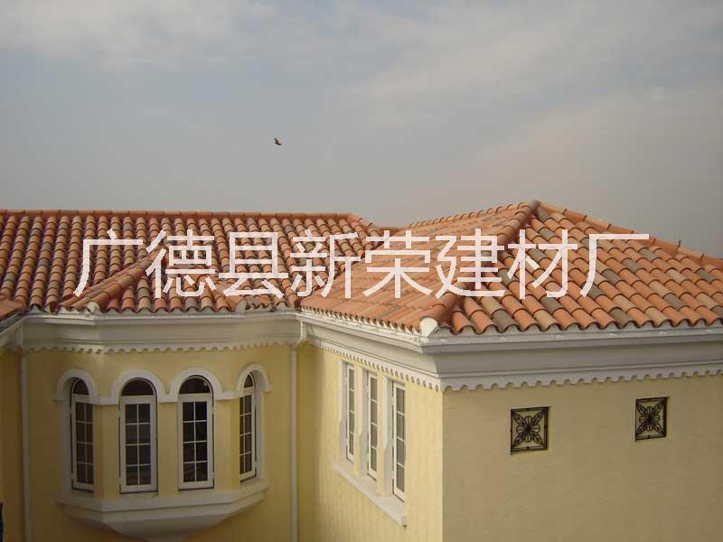 欧式屋面装饰