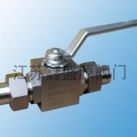 Q21N天然气焊接高压球阀