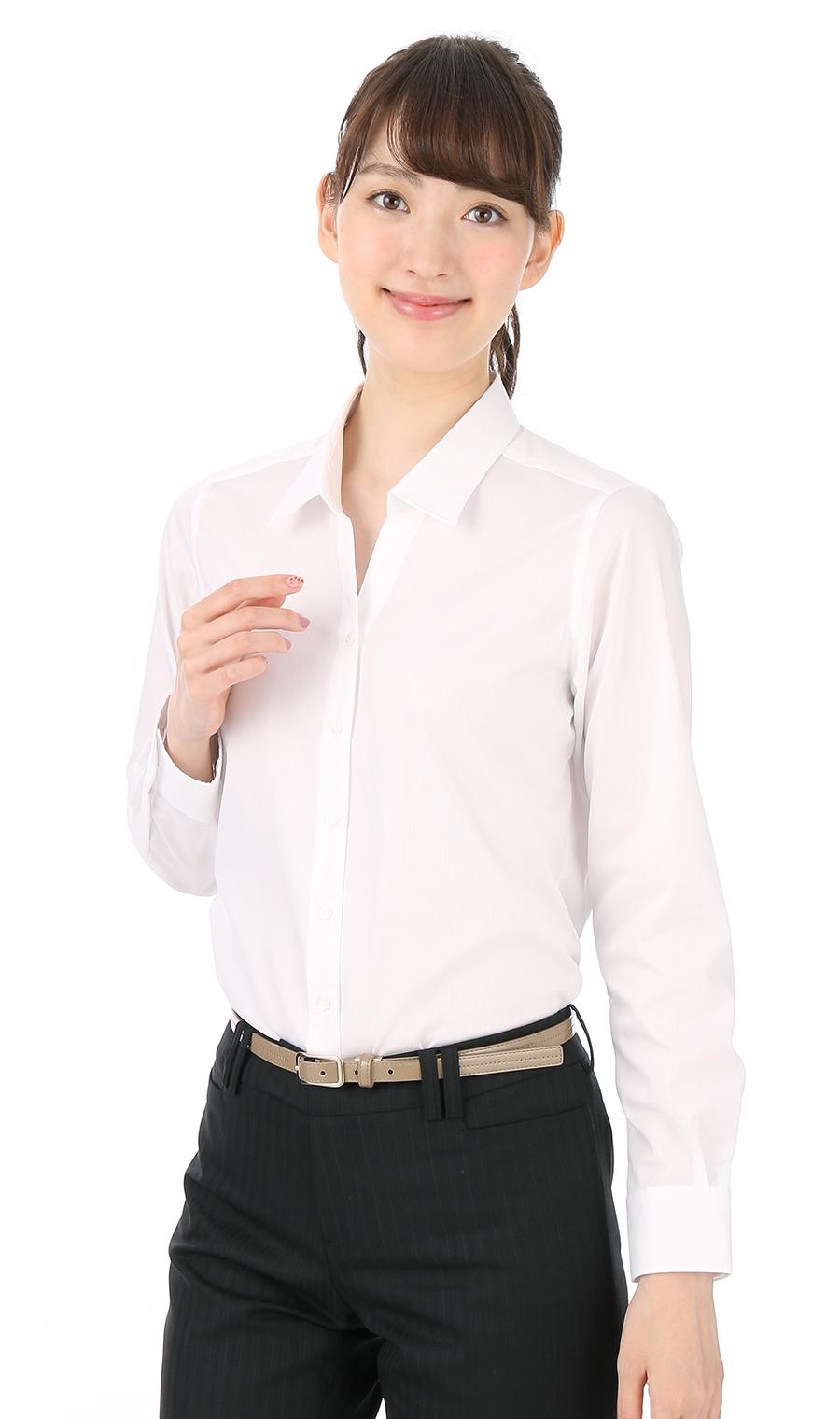 花都区职业装衬衣定做,花城长袖女衬衣订做,白云区春秋款衬衣定制,可免费绣LOGO