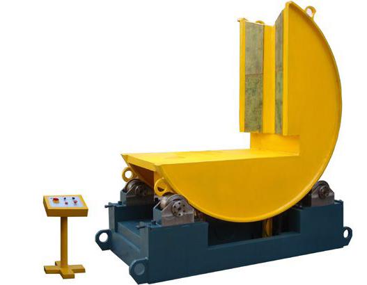 液压翻转机 液压翻转机生产商 液压翻转机厂直销