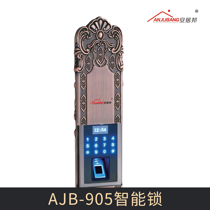 AJB-905别墅智能锁图片/AJB-905别墅智能锁样板图 (4)