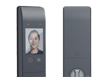 AJB-830人脸识别智能锁图片