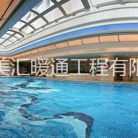 湖南长沙泳池中央空调系统造价_泳池中央空调价格行情