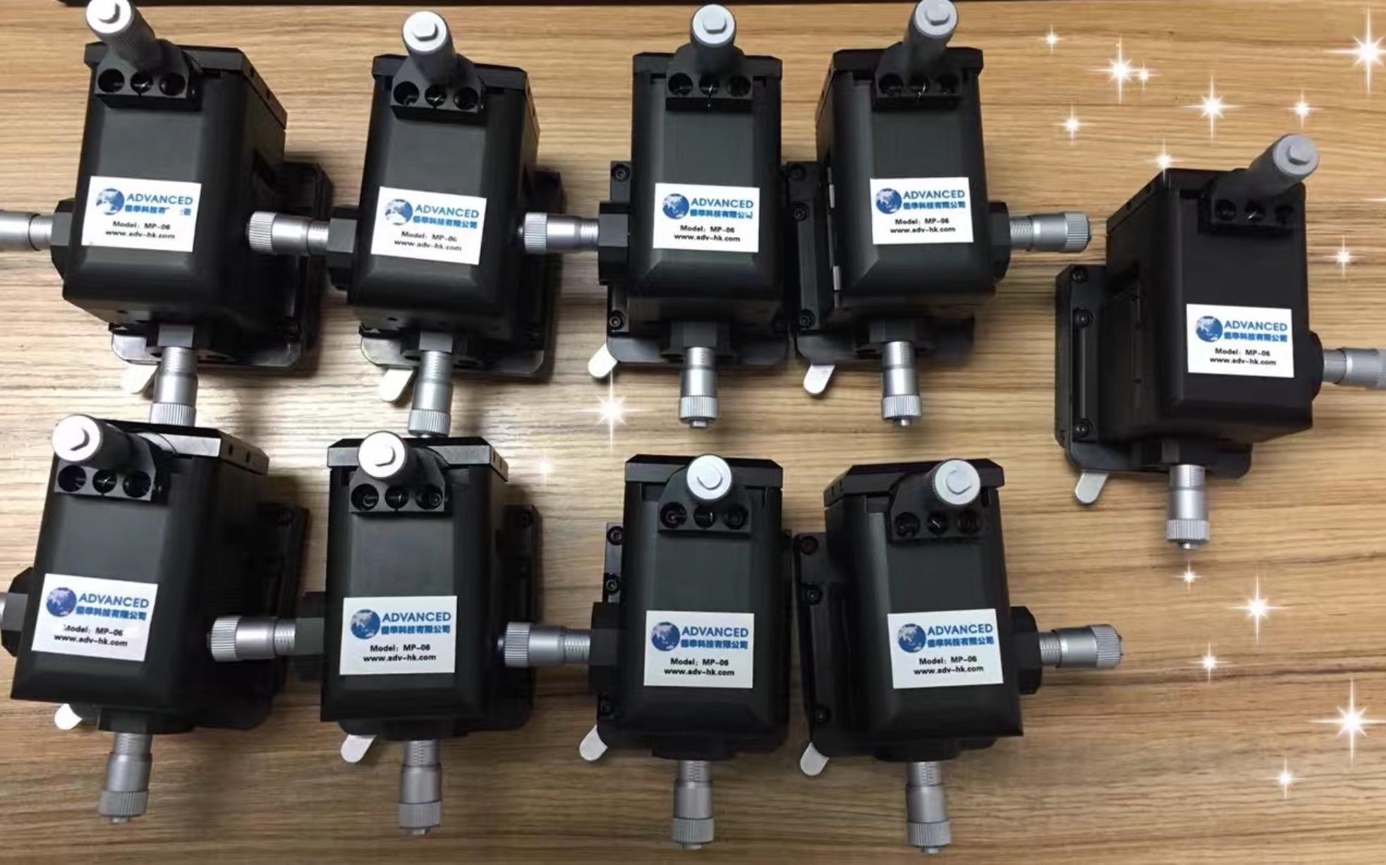 探针台配件微调节台探针针座针杆转接头探针台耗材
