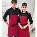 厨房围裙定制图片