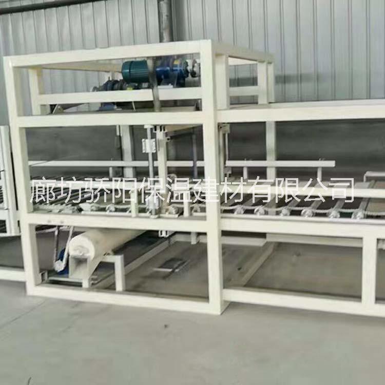 聚合物保温板设备生产线,全自动聚合物保温板设备生产线厂家保温设备