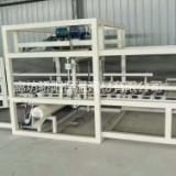 厂家直销大型匀质板保温板设备 匀质板成型切割包装成套生产线