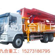 各种型号混凝土泵车