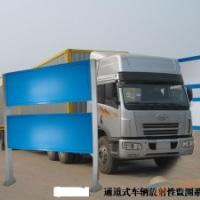 通道式车辆放射污染检测仪
