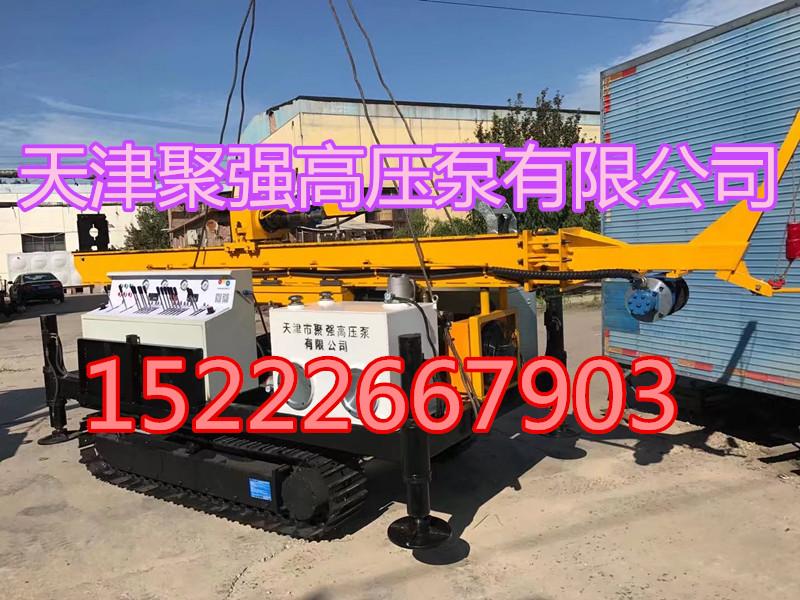 麻城液压旋喷钻机 60B型锚固旋喷钻机 高压旋喷钻机 60锚固旋喷钻机