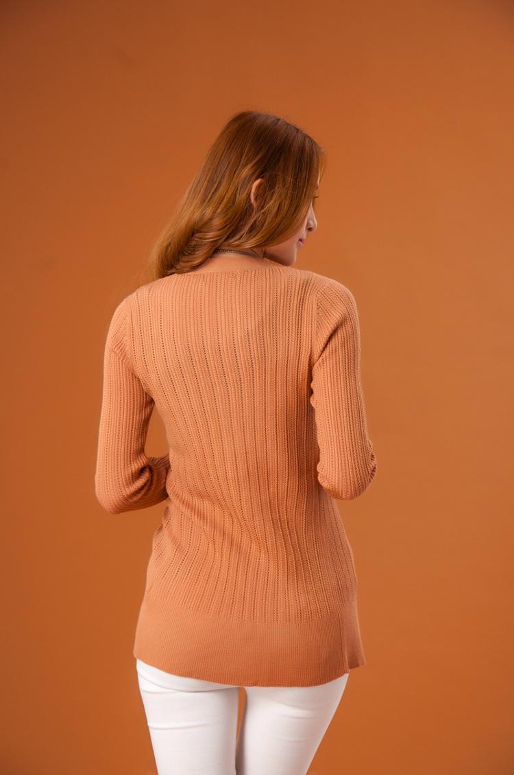 长袖毛衣针织外套销售