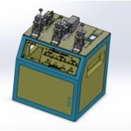 低压计量箱接插件性能试验装置图片