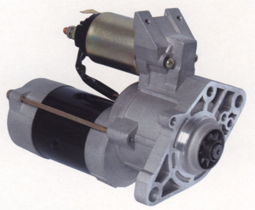 M008T80471A三菱4M40起动机