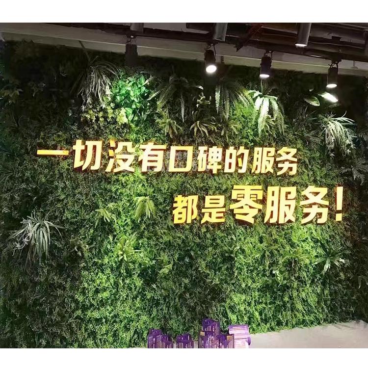 仿真绿植墙那个做的好? 深圳绿琴热销 仿真植物墙草皮墙 人造假花假树叶 无异味环保材料 室内外装饰绿化