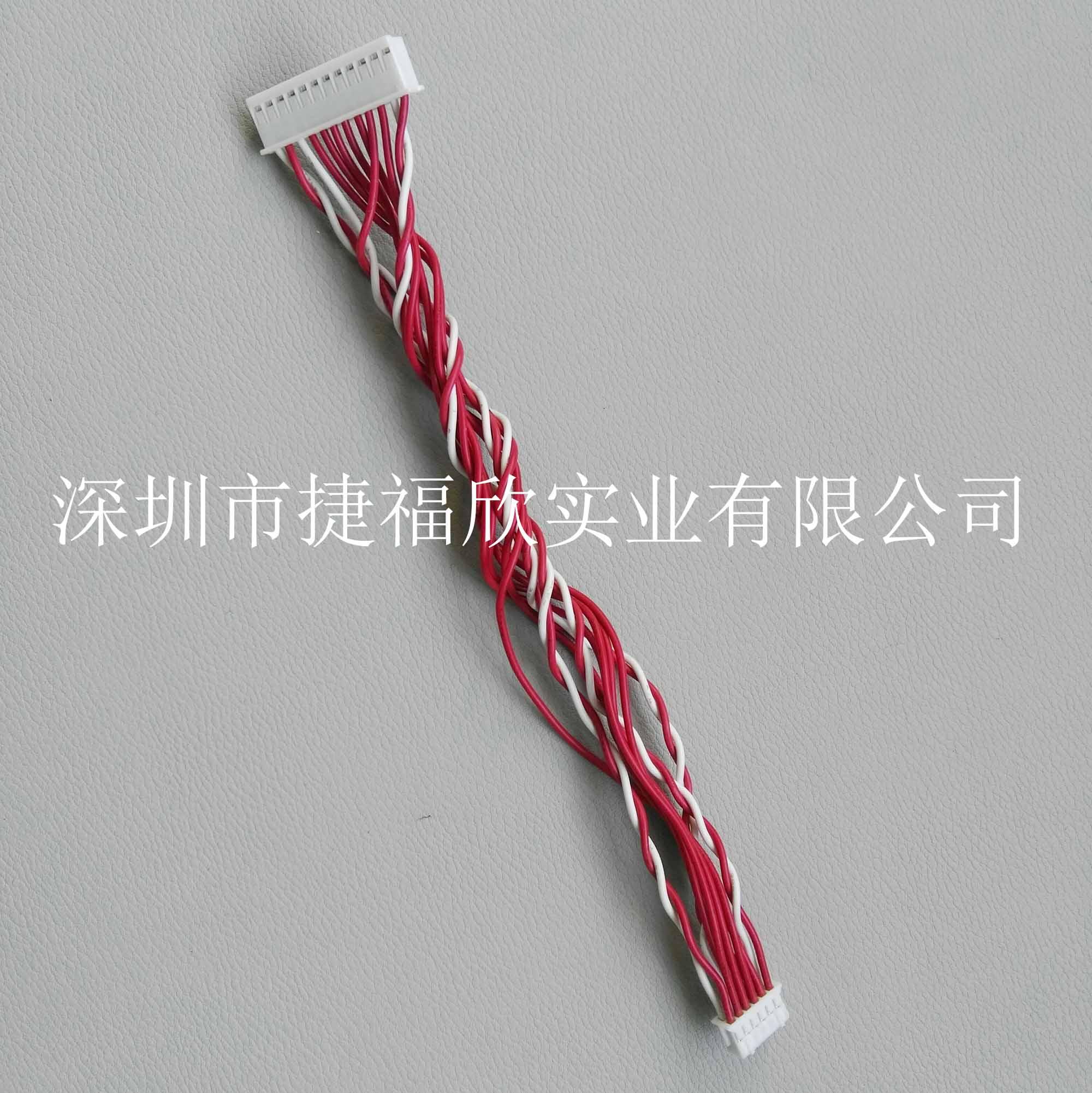 深圳环保UL1007 24AWG 深圳线材线束线缆加工